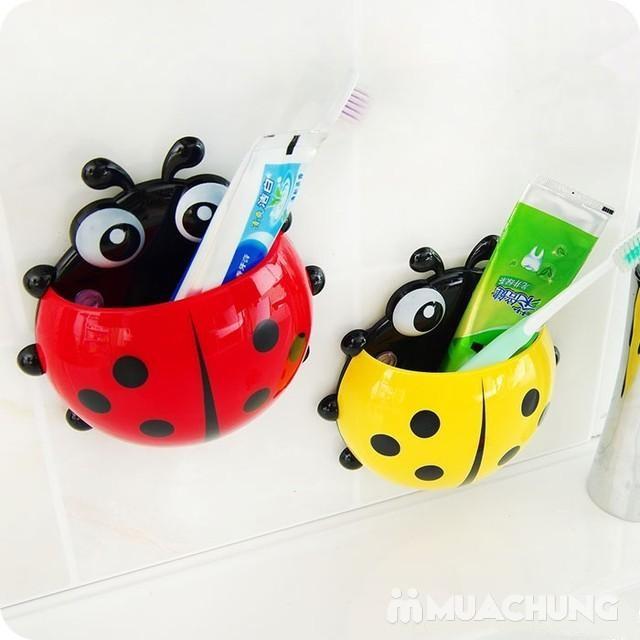2 dụng cụ để bàn chải, kem đánh răng ngộ nghĩnh - 6