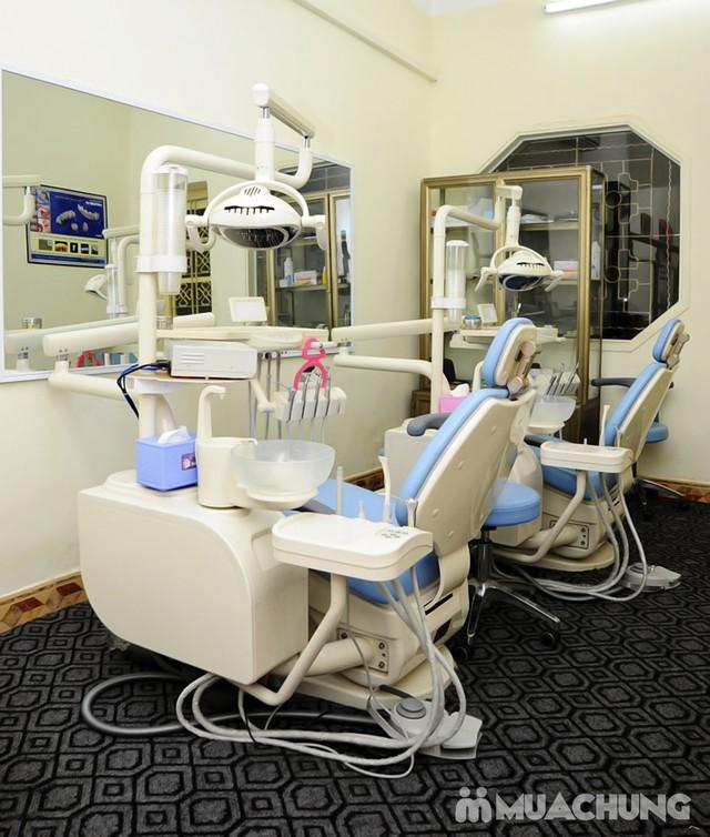 Làm răng sứ Titan cao cấp Nha khoa Tâm Đức - 4