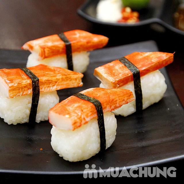 Buffet lẩu và sushi Nhật - Miễn phí Pepsi tươi - 7