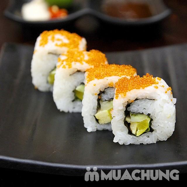 Buffet lẩu và sushi Nhật - Miễn phí Pepsi tươi - 6
