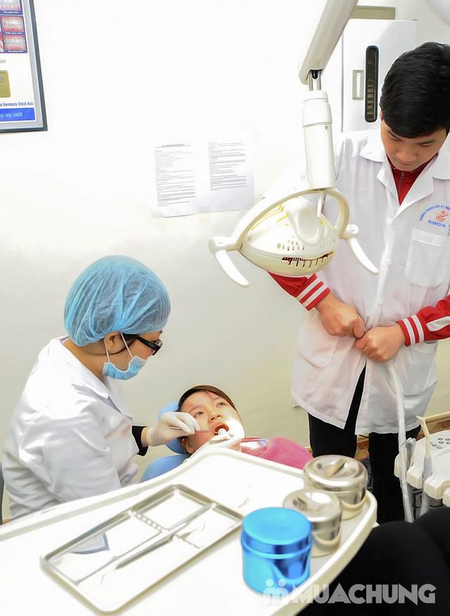 Làm răng sứ Titan cao cấp Nha khoa Tâm Đức - 6