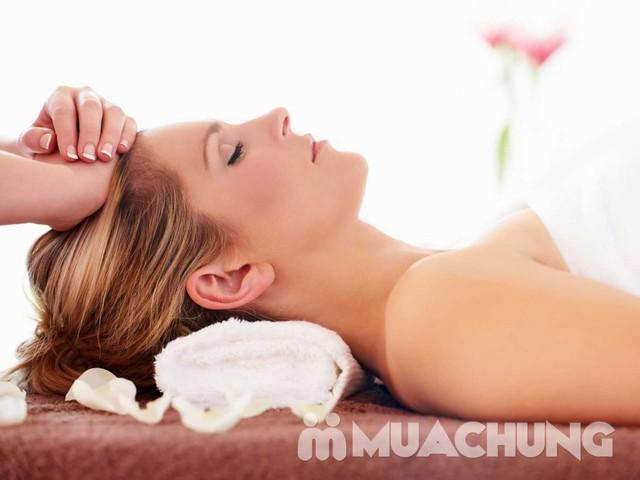 Massage body, chạy đá nóng thư giãn toàn thân 75' tại Như Anh Spa - 11