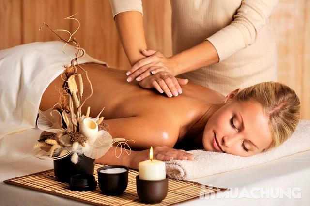 Massage body, chạy đá nóng thư giãn toàn thân 75' tại Như Anh Spa - 5