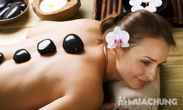 Massage body, chạy đá nóng thư giãn toàn thân 75' tại Như Anh Spa - 6