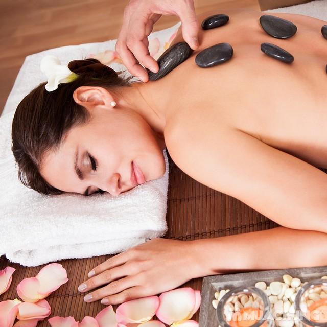 Massage body, chạy đá nóng thư giãn toàn thân 75' tại Như Anh Spa - 12