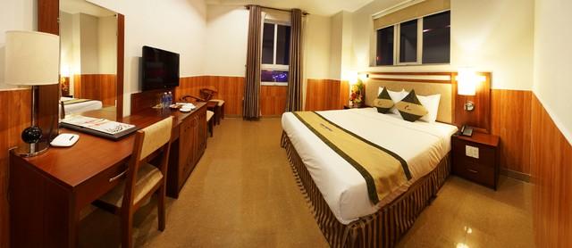 Khách sạn 3* quốc tế VIAN Đà Nẵng - Thỏa thích tắm biển + xông hơi free - 4