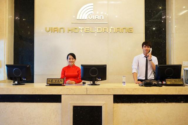 Khách sạn 3* quốc tế VIAN Đà Nẵng - Thỏa thích tắm biển + xông hơi free - 3