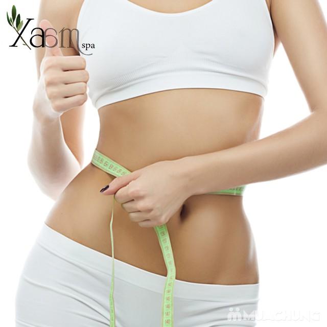 Siêu giảm béo RF vùng bụng & eo - Săn chắc, mờ rạn tại Xaam Spa - 4