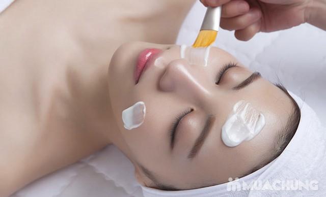 Tắm trắng mặt, hút chì thải độc, dưỡng trắng da tại Ngọc Spa - 10