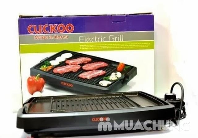 Bếp nướng điện hàn quốc CUCKOO - 2