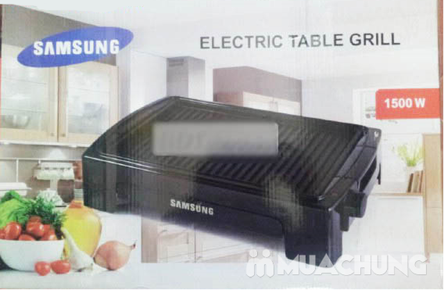 Bếp nướng điện Hàn Quốc Samsung - 6