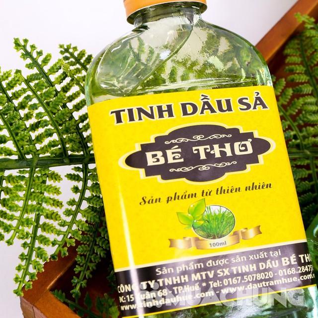 2 lọ tinh dầu sả Bé Thơ - Tinh túy từ thiên nhiên - 3