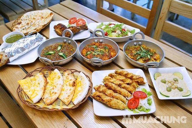 Khám phá văn hóa ẩm thực Trung Đông - 1