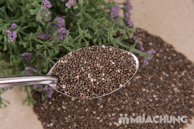 500gr hạt Chia - Thực phẩm dinh dưỡng cho não  - 8