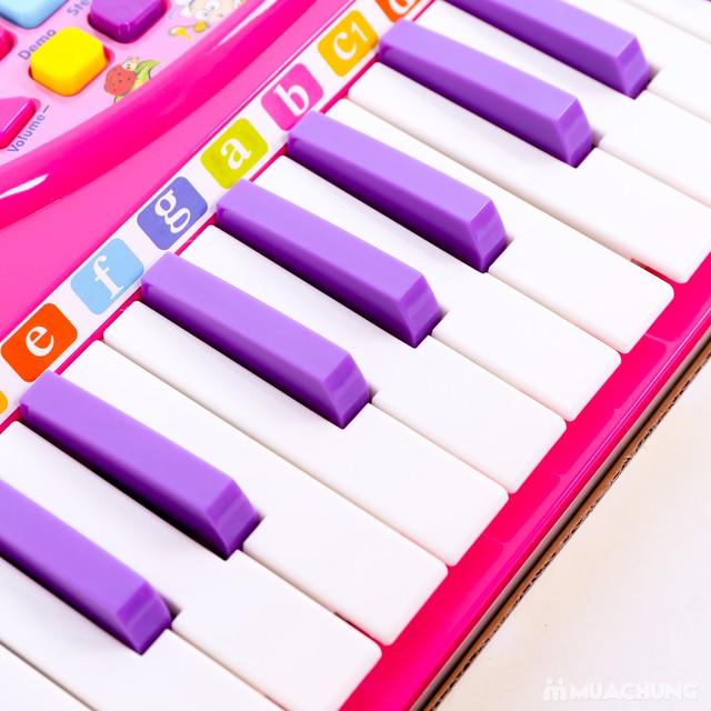Đàn organ kèm micro cho bé làm quen với âm nhạc - 10