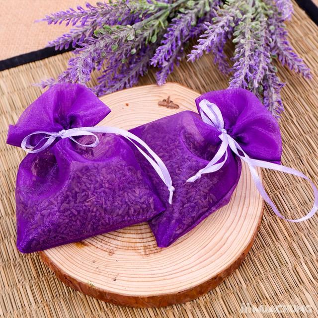 Công dụng từ túi thơm hoa oải hương