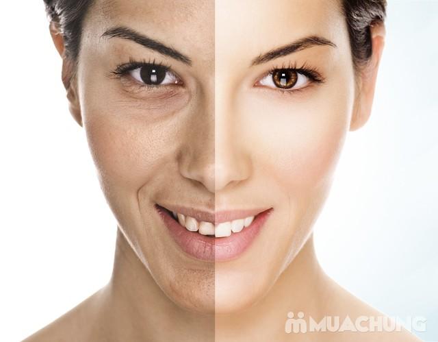 Tái tạo làn da trắng mịn, trẻ hóa bằng mỹ phẩm Dermalogica + ngọc trai + vitamin C tại Derma Laser Clinics - 2