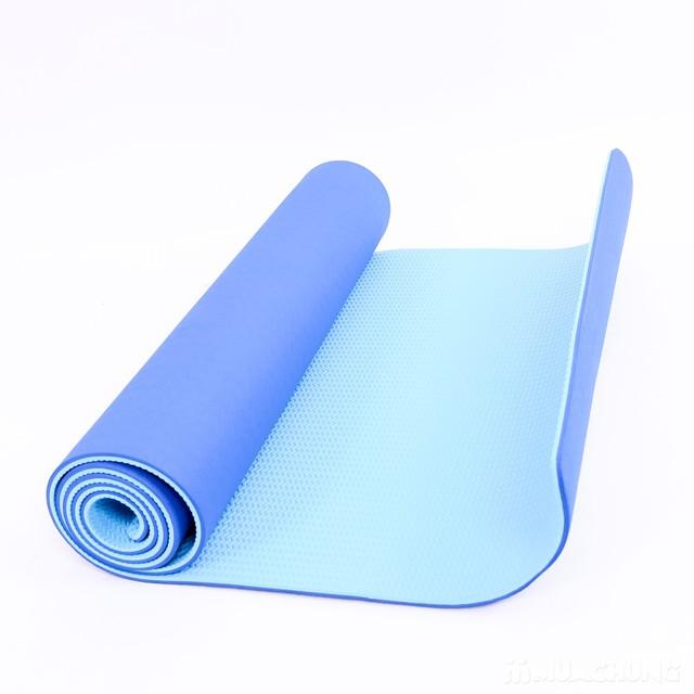 Thảm tập yoga TPE 2 lớp siêu bền, siêu nhẹ - 6