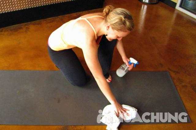 Thảm  yoga TPE 8mm 1 lớp - 12