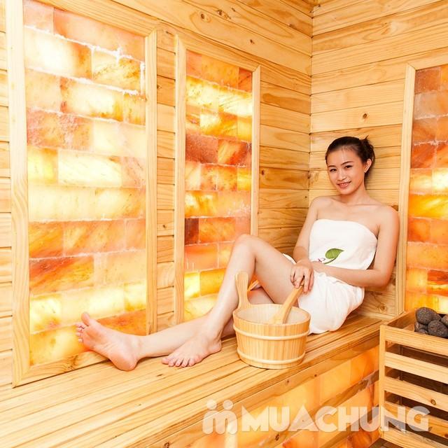 90' Xông hơi, massage vật lý trị liệu toàn thân tại Hana Spa - 4