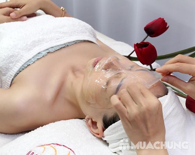 Tái tạo làn da trắng mịn, trẻ hóa bằng mỹ phẩm Dermalogica + ngọc trai + vitamin C tại Derma Laser Clinics - 5