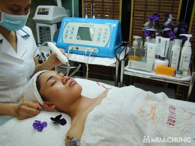 Xóa nhăn, trị thâm, đánh tan bọng mắt công nghệ V4 - Derma Laser Clinics với công nghệ V8, serum và collagen - 3