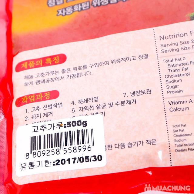 500g Ớt bột kim chi Hàn Quốc - 3