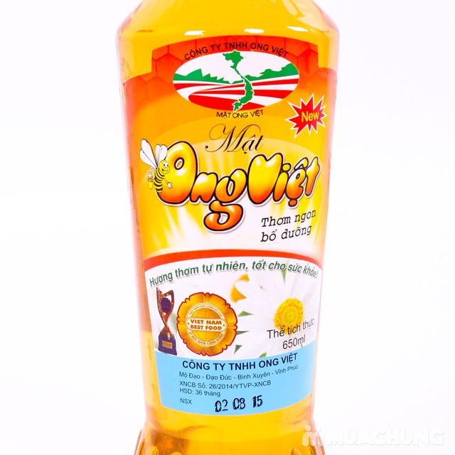 2 chai Mật ong Việt tốt cho sức khỏe - 5