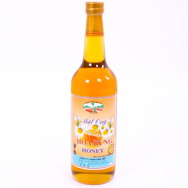 Mật ong hoa rừng thơm ngon - Ong Việt 650 ml - 4