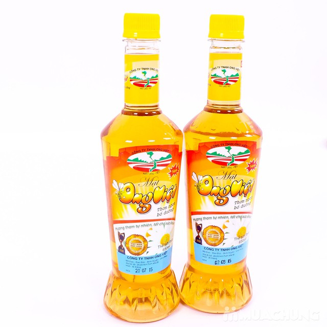 2 chai Mật ong Việt tốt cho sức khỏe - 3