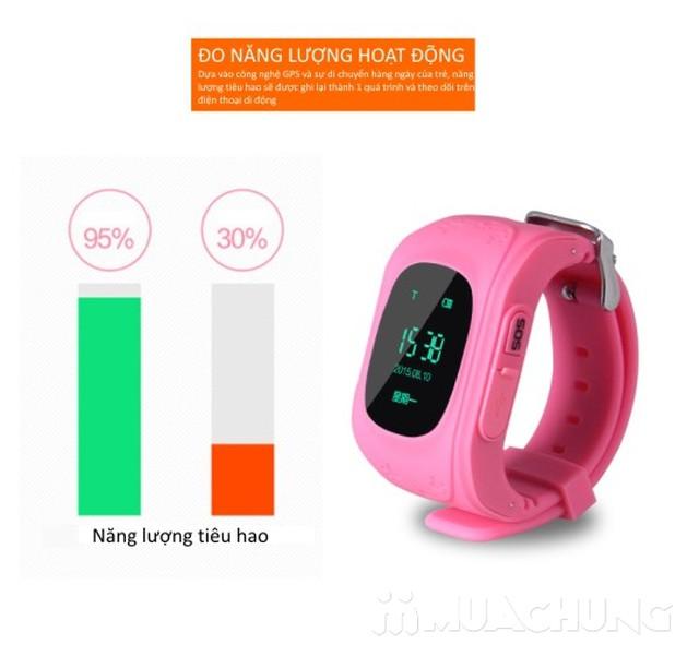 Đồng hồ điện thoại thông minh - Giúp bố mẹ quản lý và bảo vệ con  - 9