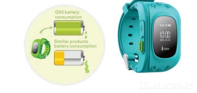 Đồng hồ điện thoại thông minh - Giúp bố mẹ quản lý và bảo vệ con  - 11