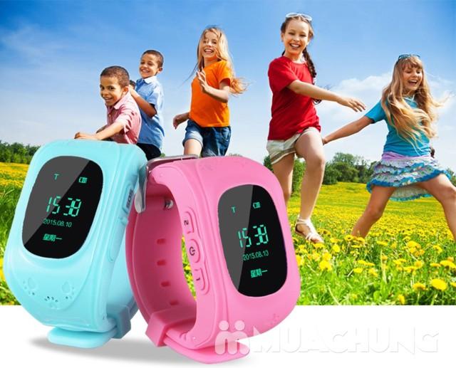 Đồng hồ điện thoại thông minh - Giúp bố mẹ quản lý và bảo vệ con  - 2