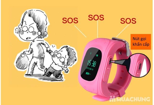 Đồng hồ điện thoại thông minh - Giúp bố mẹ quản lý và bảo vệ con  - 4
