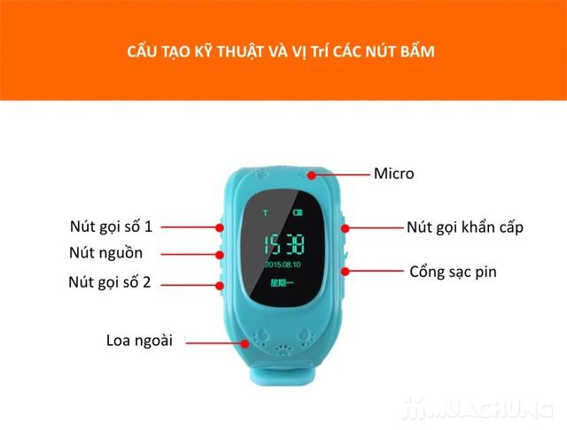 Đồng hồ điện thoại thông minh - Giúp bố mẹ quản lý và bảo vệ con  - 13