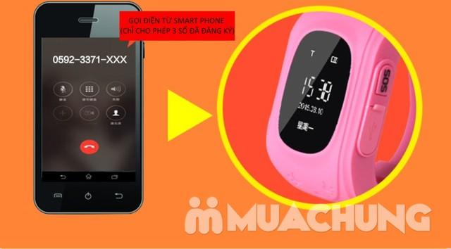 Đồng hồ điện thoại thông minh - Giúp bố mẹ quản lý và bảo vệ con  - 7