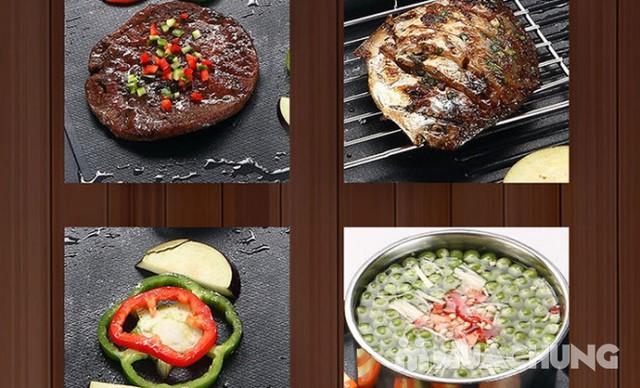 Bếp nướng điện Barbecue Plate - loại lớn 1500W - 12
