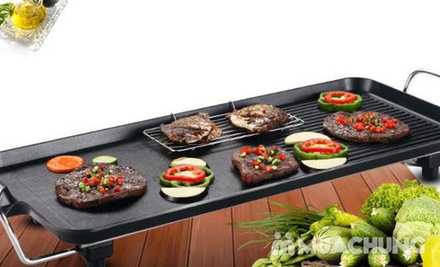Bếp nướng điện Barbecue Plate - loại lớn 1500W - 13