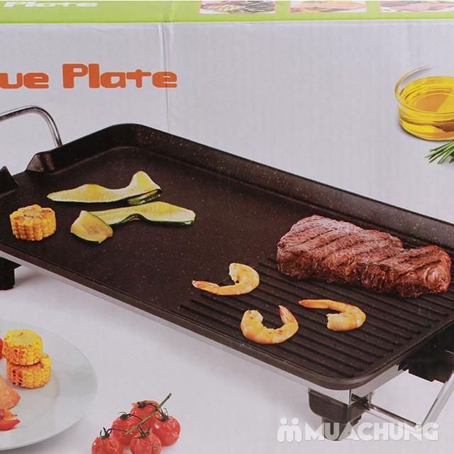 Bếp nướng điện Barbecue Plate - loại lớn 1500W - 11