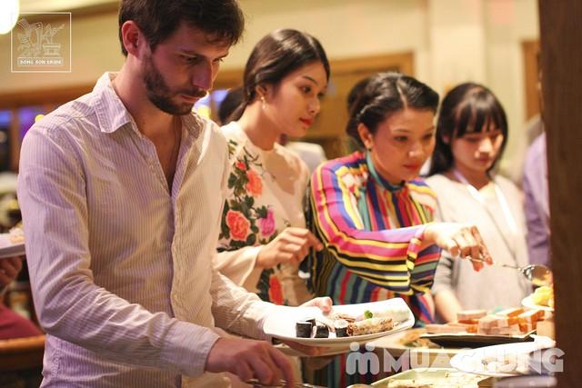 Đại Yến Tiệc Đông Sơn Buffet Trung Thu 2015 - 2