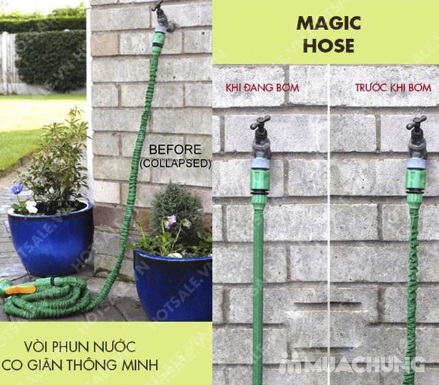 Vòi xịt nước giãn nở thông minh Magic House 22.5m - 5