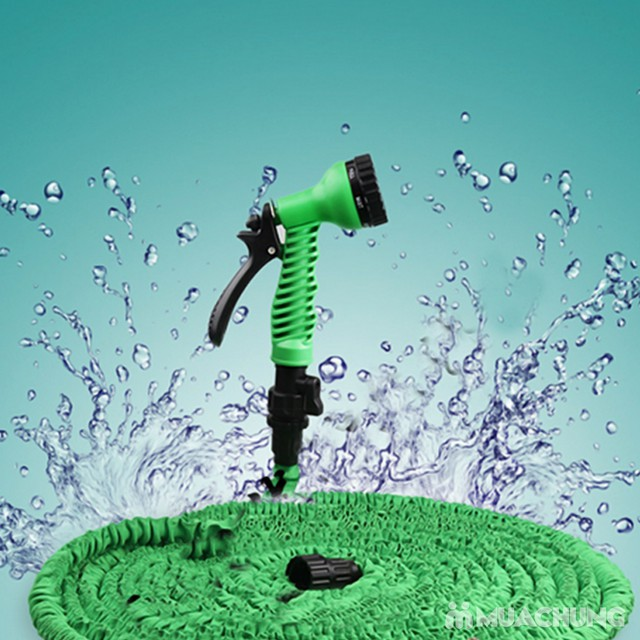 Vòi xịt nước giãn nở thông minh Magic House 22.5m - 13