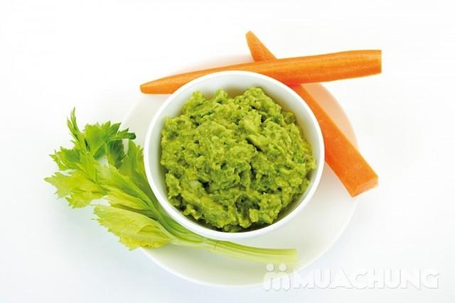Bát nghiền đồ ăn tiện dụng, đa năng cho bé  - 13