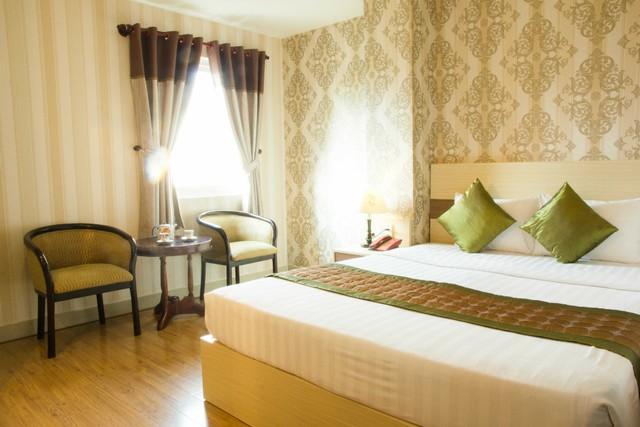 Lafelix Hotel 3 sao Sài Gòn - Cạnh công viên 23/09, Trung tâm Q.1 - 11