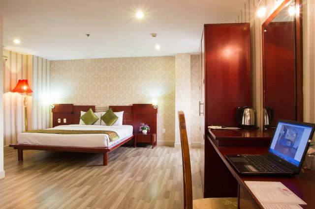 Lafelix Hotel 3 sao Sài Gòn - Cạnh công viên 23/09, Trung tâm Q.1 - 17