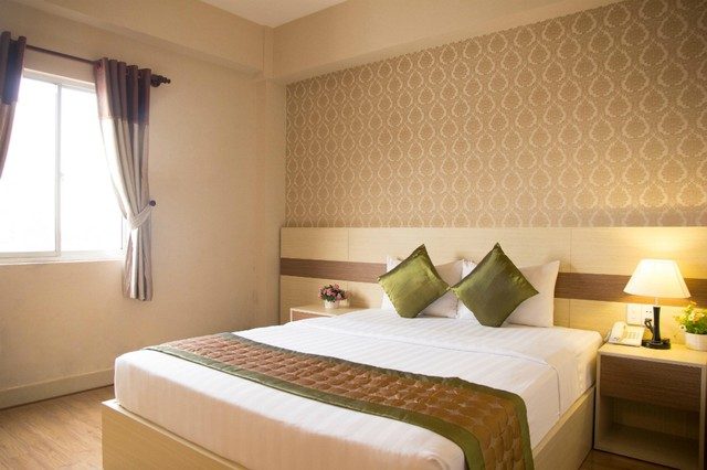 Lafelix Hotel 3 sao Sài Gòn - Cạnh công viên 23/09, Trung tâm Q.1 - 8