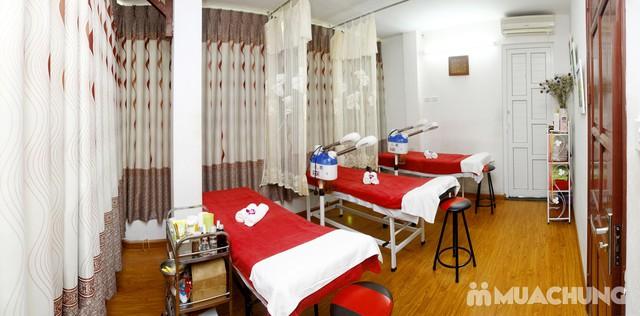 Massage, chườm đá thư giãn toàn diện cho bà bầu Nacharm Spa - 3