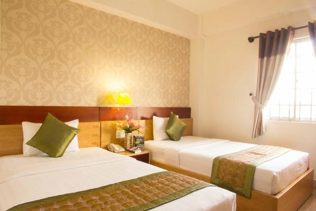 Lafelix Hotel 3 sao Sài Gòn - Cạnh công viên 23/09, Trung tâm Q.1 - 13