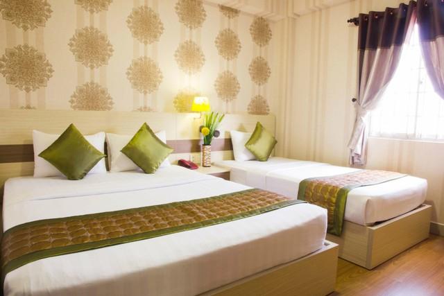 Lafelix Hotel 3 sao Sài Gòn - Cạnh công viên 23/09, Trung tâm Q.1 - 14
