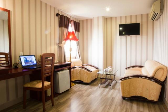 Lafelix Hotel 3 sao Sài Gòn - Cạnh công viên 23/09, Trung tâm Q.1 - 16